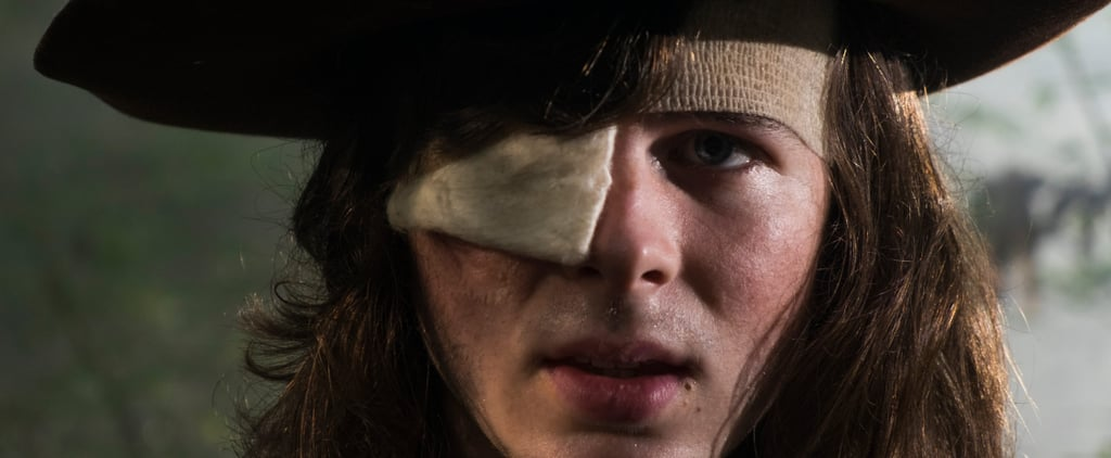 You Know How Carl Is About to Die? Yeah, That Doesn't Happen in The Walking Dead Comics