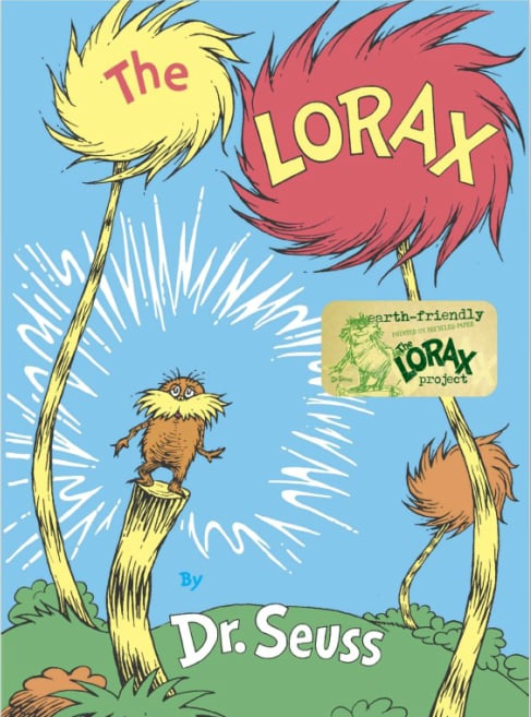 Age 4: The Lorax