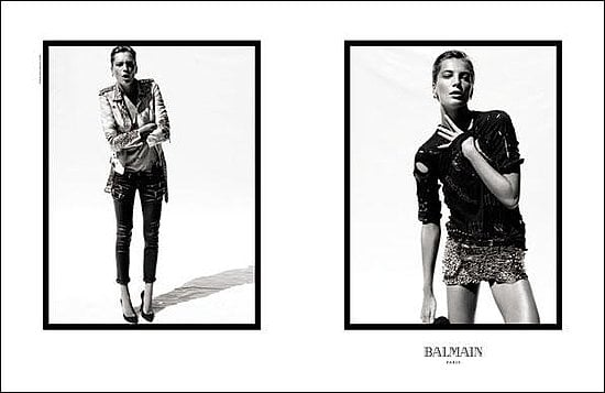 Olivier Rousteing Set to Replace Christophe Decarnin at Balmain 2011-04-25 08:25:06