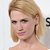 January Jones's Edgy Bob in 2013