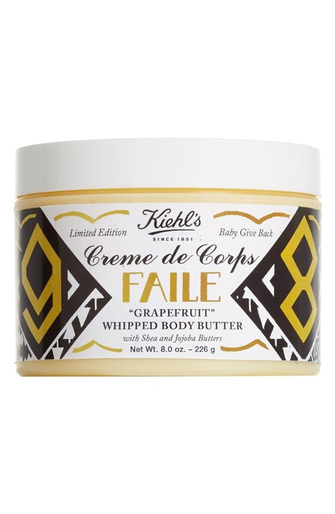 Kiehl's Faile Creme de Corps Classic Whipped Body Butter in Grapefruit