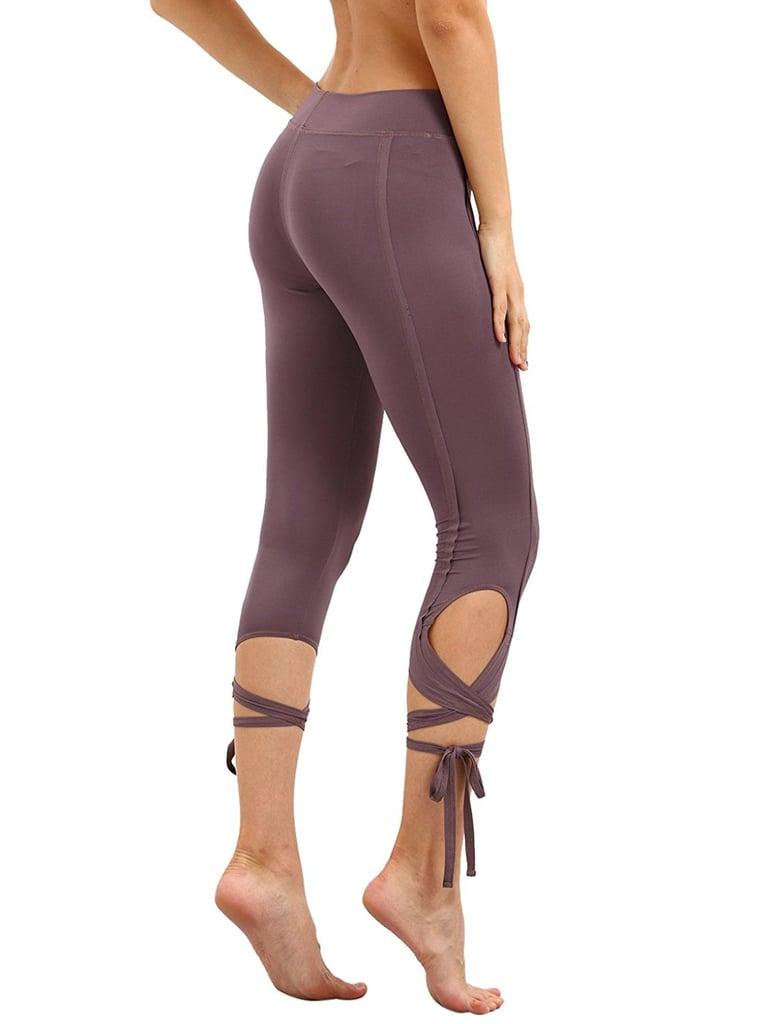 SweatyRocks Yoga Pants ($12-$14)