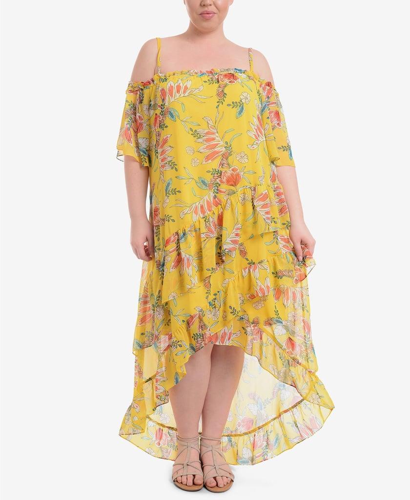 d783a2cddb30 NY Collection Off the Shoulder Maxi Dress