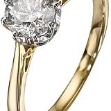 Love DIAMOND 9 Carat Yellow Gold Solitaire Ring