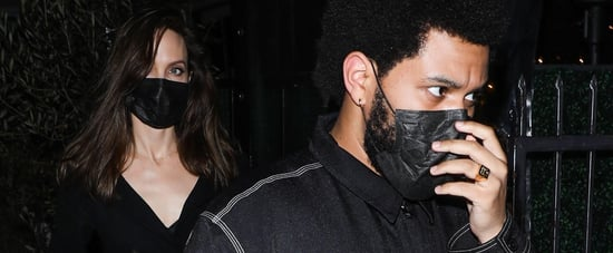 Are The Weeknd and Angelina Jolie Dating?