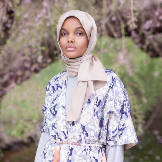 Halima Aden's The Modist Campaign