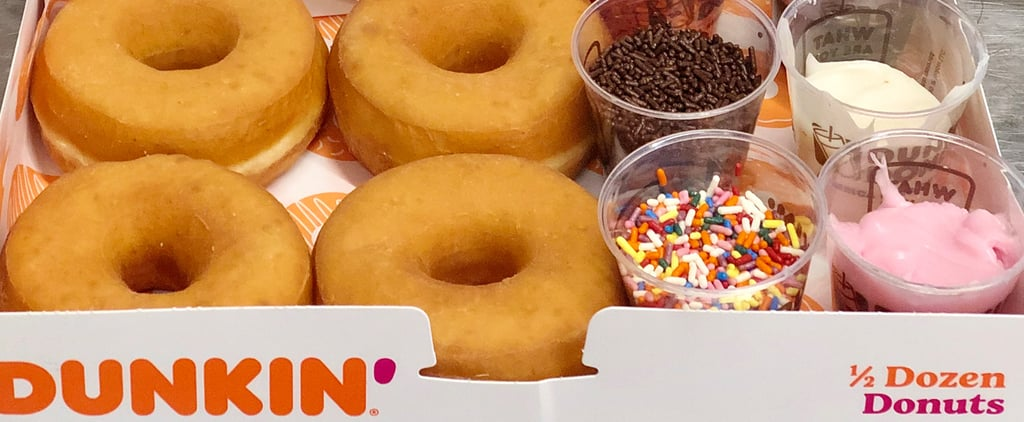 DIY Dunkin' Donuts Kits Come With Frosting and Sprinkles