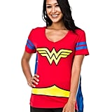 Add a superhero T-shirt ($20-$22).