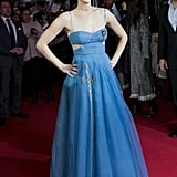 Jennifer Lawrence Wearing Dior Spring '17