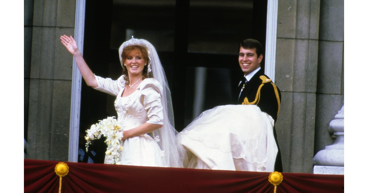 Duchess Fergie Of York 1986 Vintage Royal Wedding