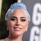Lady Gaga at the 2019 Golden Globes