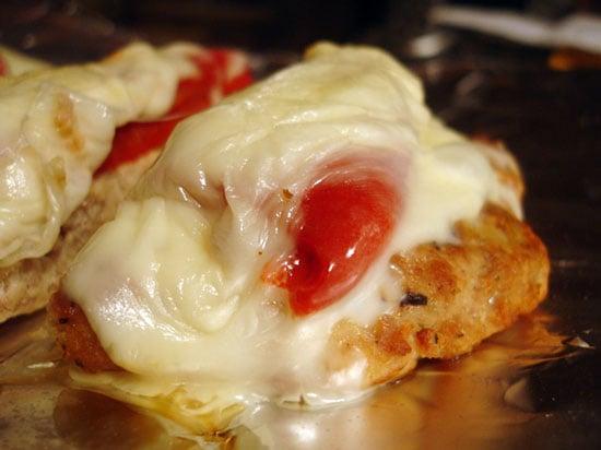 Reds and Greens Chicken Sandwich Photos