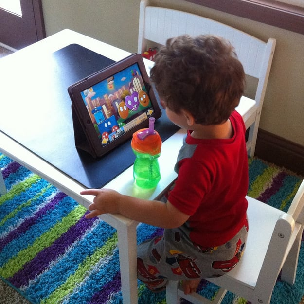 15 Apps to Get Your Preschooler Learning