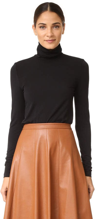 Wolford Viscose Turtleneck Pullover ($250)