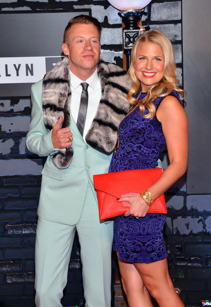 Macklemore and Tricia Davis, 2013