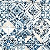 RoomMates Mediterranian Tile Peel and Stick Wallpaper