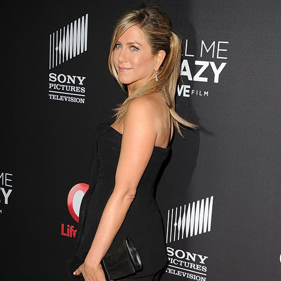 Jennifer Aniston in Christian Dior | Video