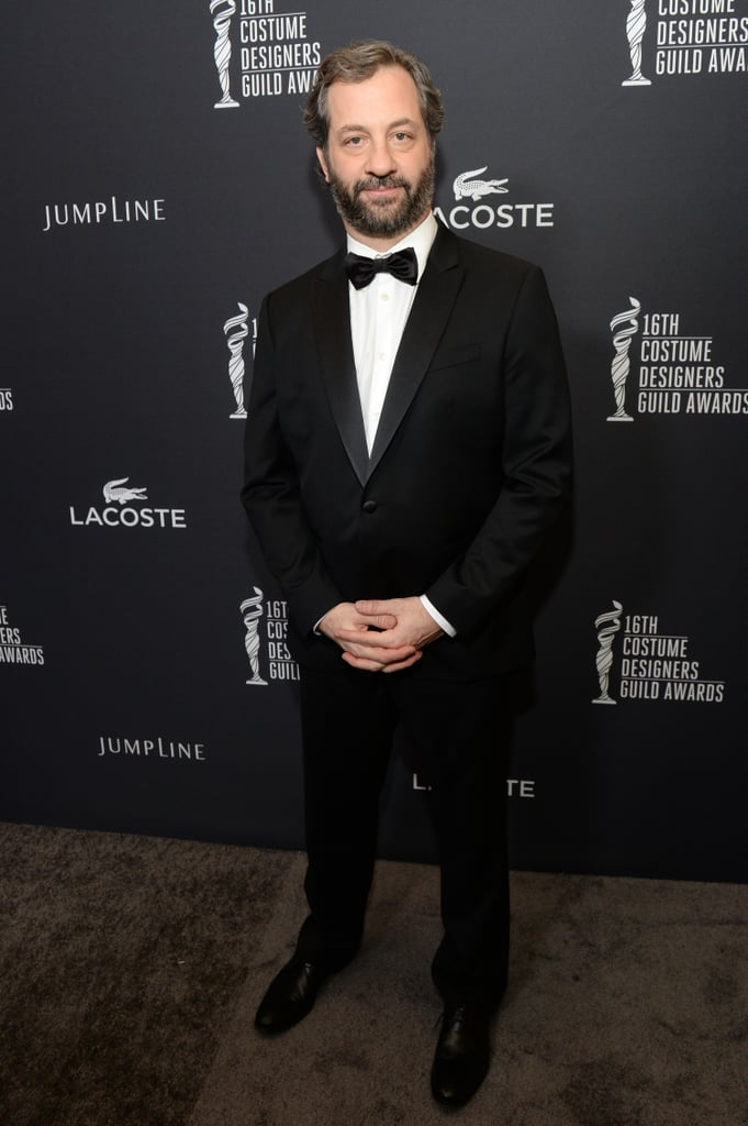 Judd Apatow wore a classic tux.