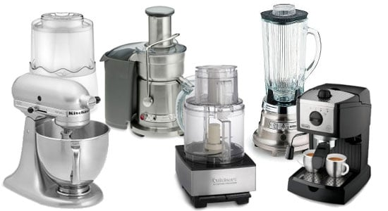 Which Appliance Would You Splurge On?