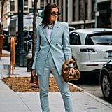 2020 Street Style Trend: Front-Slit Pants
