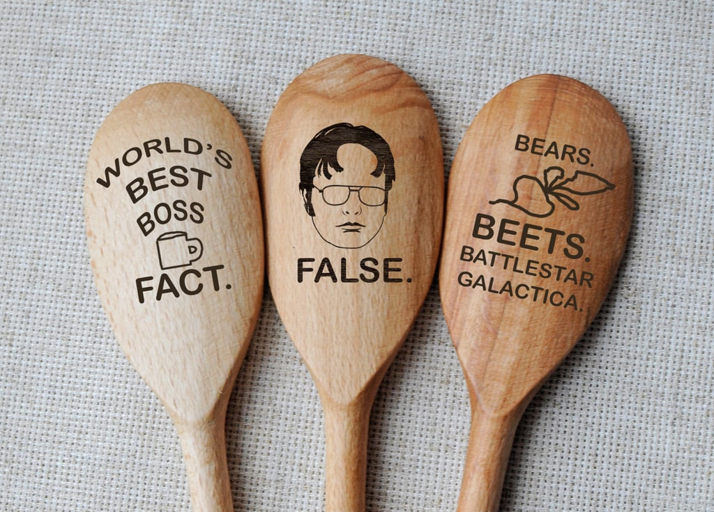Dwight Schrute Spoons
