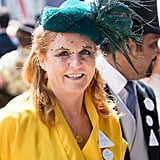 Sarah, Duchess of York at Royal Ascot