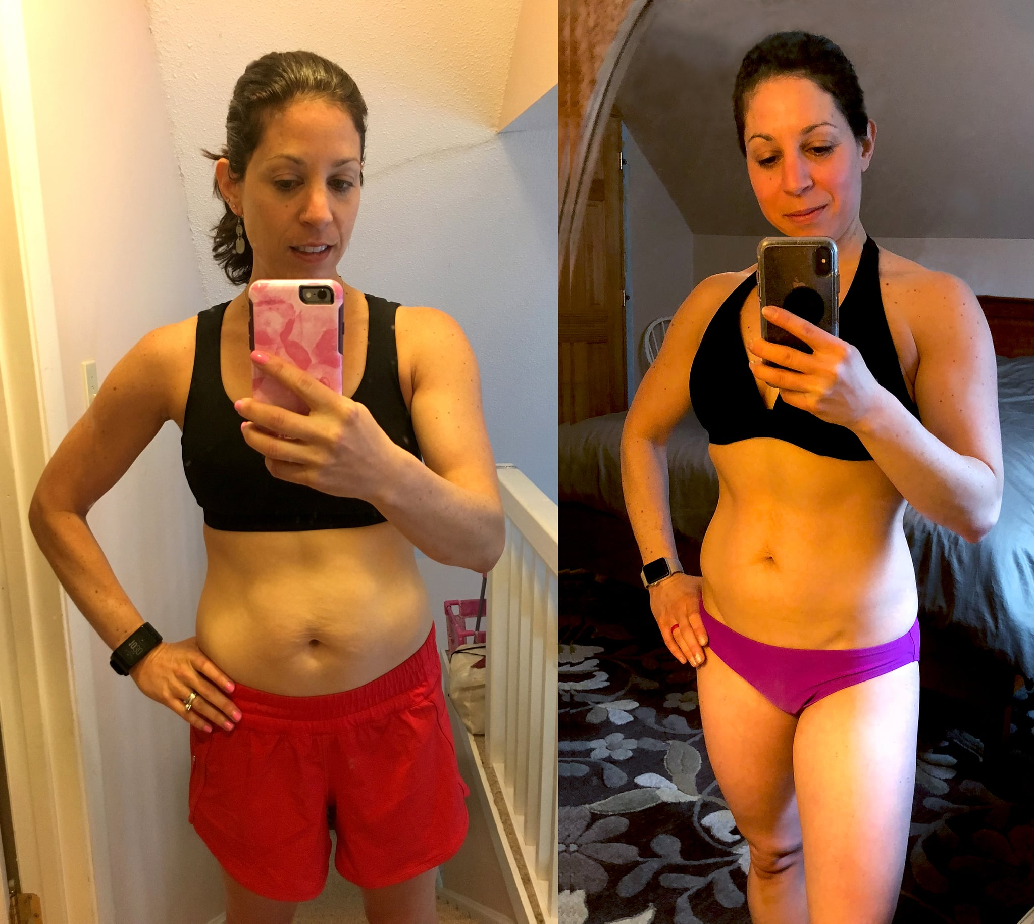 Will intermittent fasting help me lose belly fat popsugar fitness a little belly and have always felt self conscious i exercise regularly and eat healthy but came to accept that this is how my body is meant to look ccuart Image collections