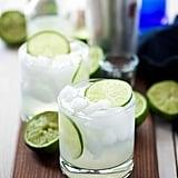 Skinny Champagne Margarita