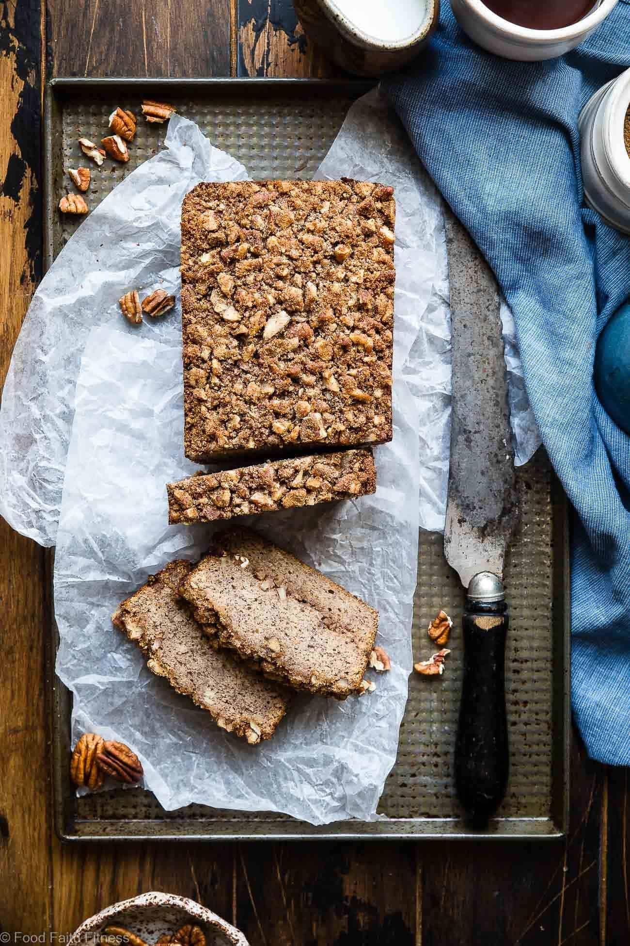 Paleo Coconut Flour Banana Bread 20 Paleo Breakfasts To