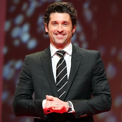 Patrick Dempsey at the Japan Premiere of Enchanted