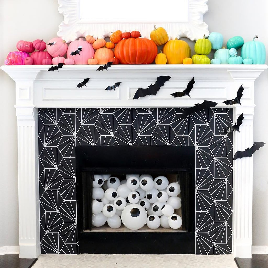 diy halloween decorations popsugar home uk. Black Bedroom Furniture Sets. Home Design Ideas