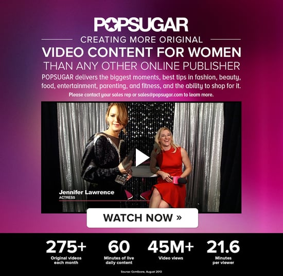 POPSUGAR: Creating More Original Video Content For Women