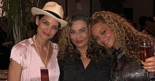 Katie Holmes Embraces Beychella as She Cuddles Up to Beyoncé and Her Mom