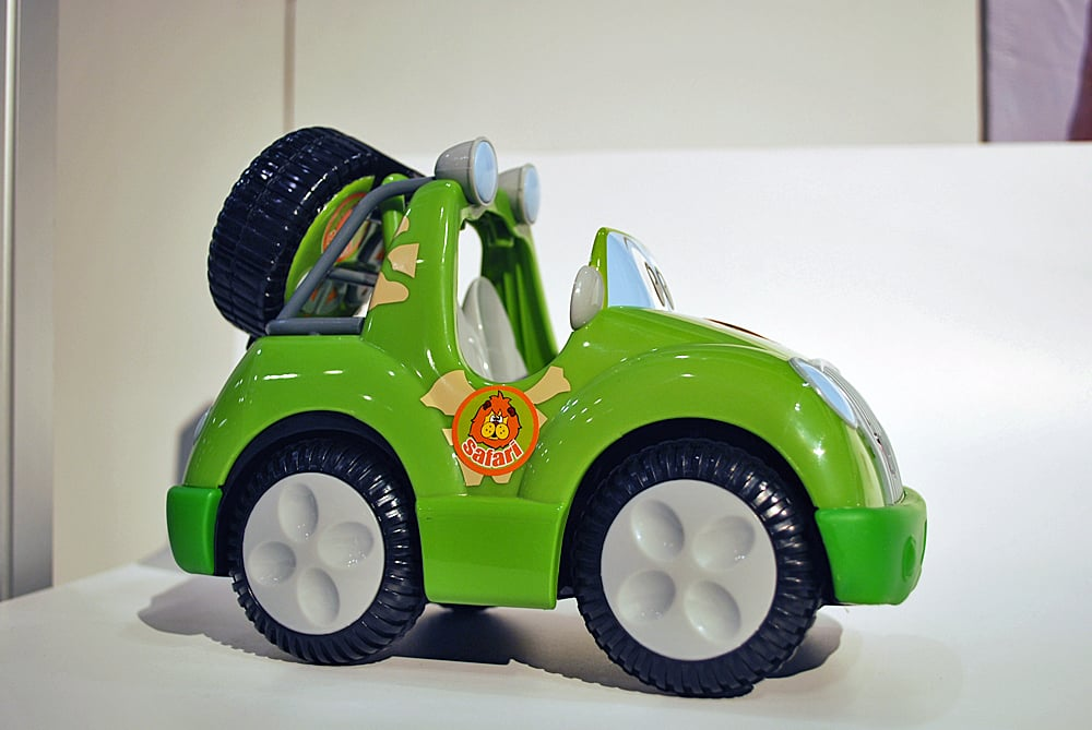 Chicco First Remote Control Cars