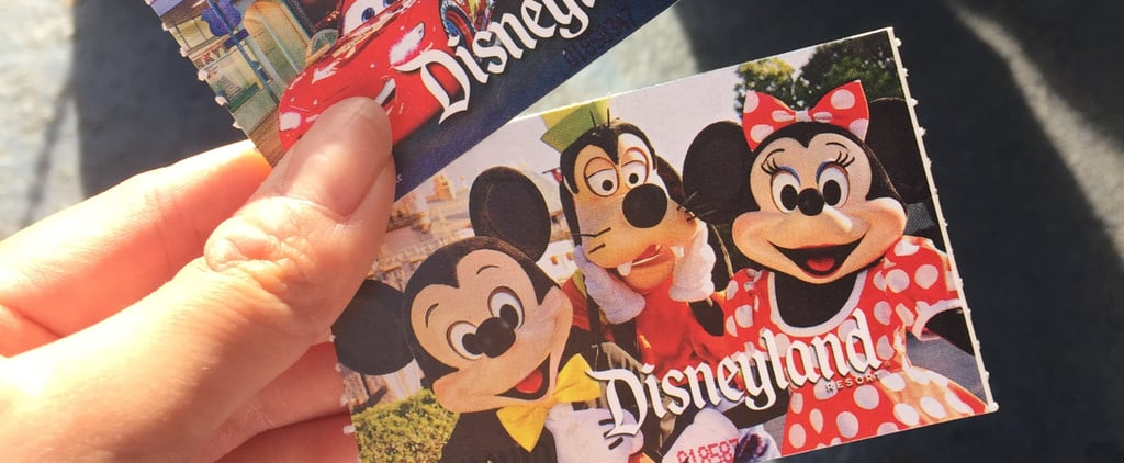 Disney Park Ticket Price Increases 2018