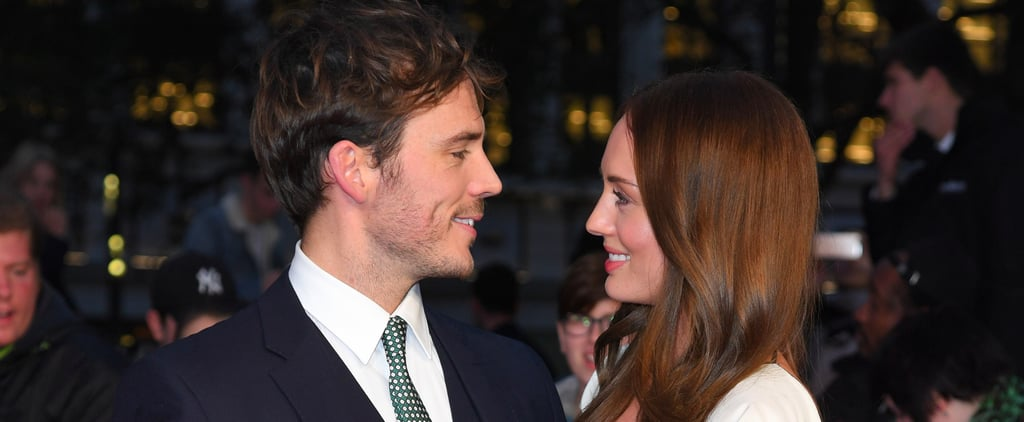 Why Sam Claflin and Laura Haddock Were Destined to Be Together
