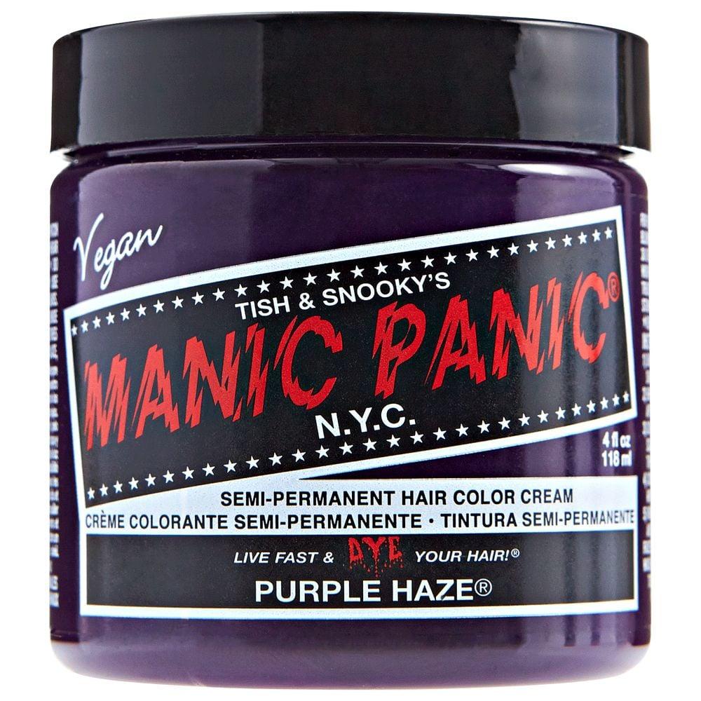 Manic Panic Semi Permanent Cream Hair Color in Purple Haze