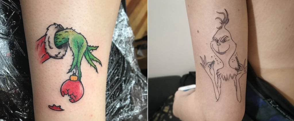 The Grinch Tattoo Ideas and Inspiration