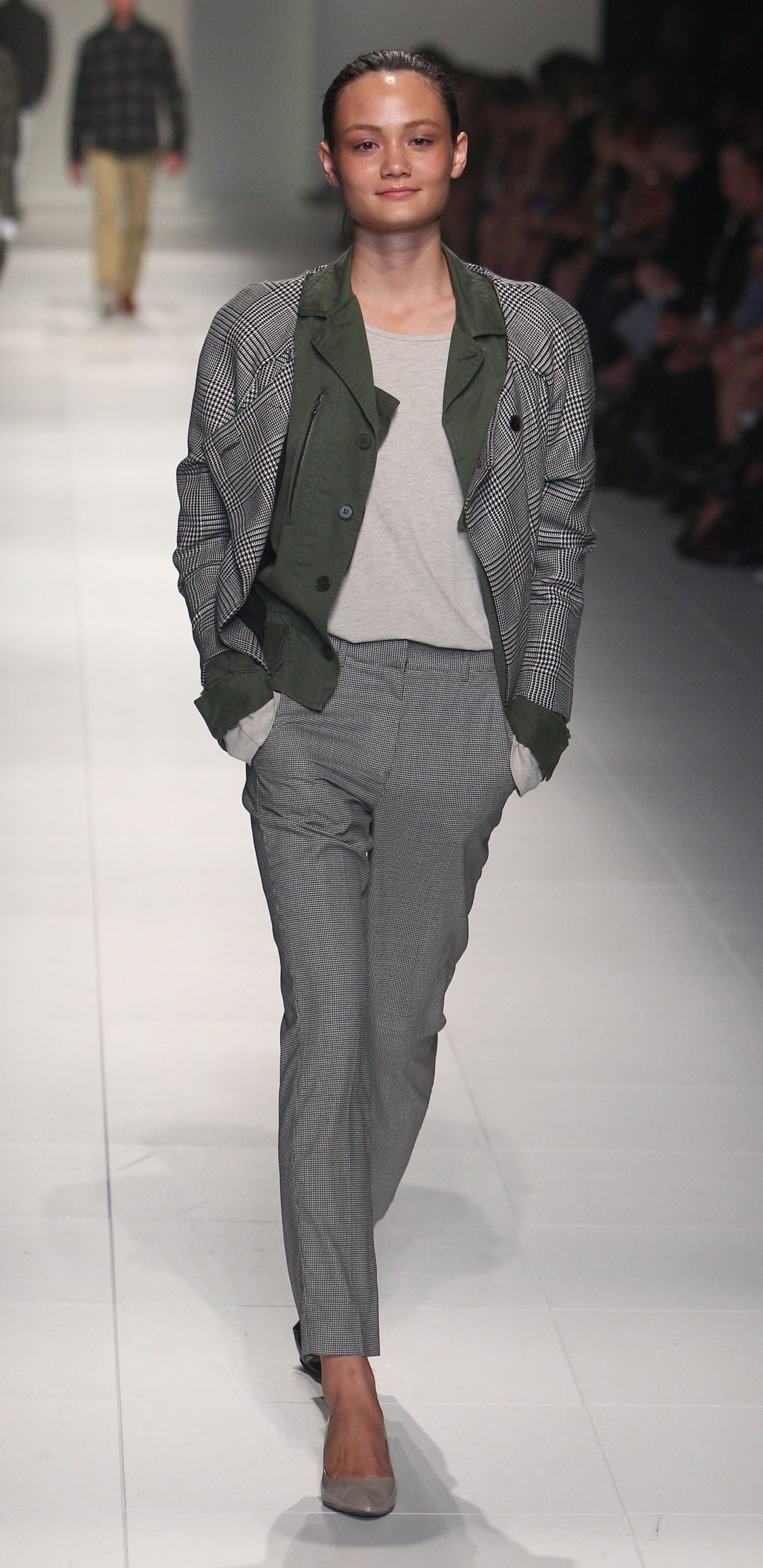 Love Bassike's take on the unstructured suit.