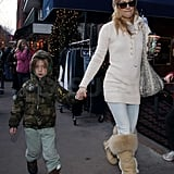 Photos of Kate and Ryder