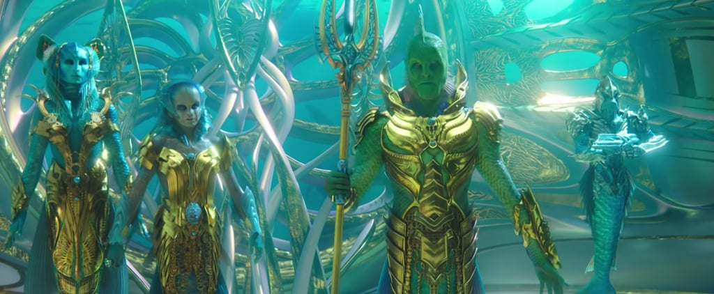 Who Plays the Fisherman King in Aquaman?