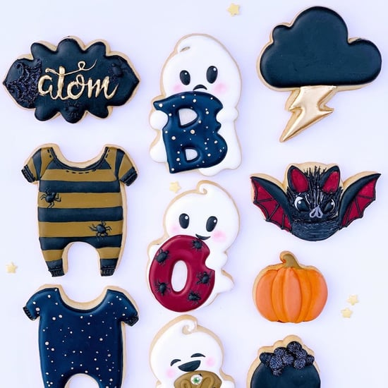 Halloween-Themed Baby Shower Ideas