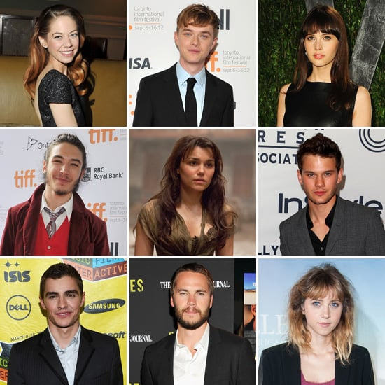 Young Hollywood: Upcoming Actors and Breakout Stars of 2012 and 2013 Film