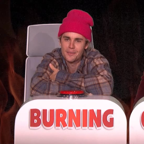 "Justin Bieber Plays ""Burning Questions"" With Ellen DeGeneres"