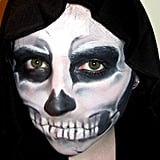 Skeleton Halloween Makeup Set