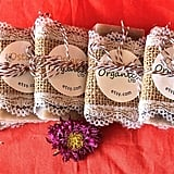 Rustic Soap Favors