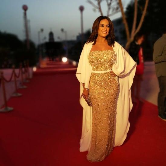 هند صبري تنضم للجنة تحكيم مهرجان فينيسيا السينمائي الدولي