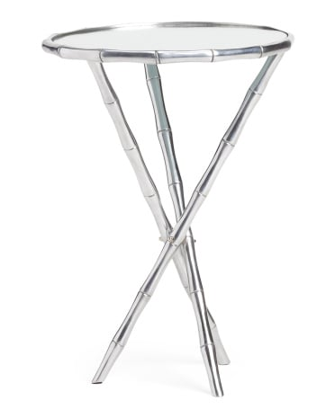 Tripod Base Sidetable ($50)