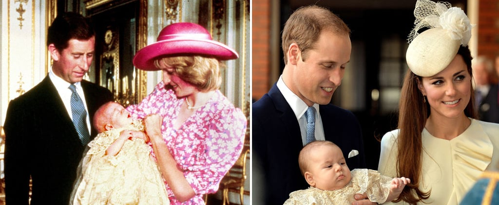 As We Wait For Archies's Christening, Let's Look Back at Past Royal Baby Baptisms to Tide Us Over