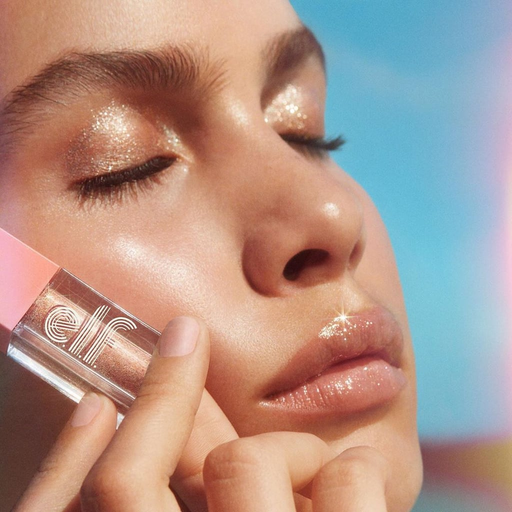 3 Ways to Use e.l.f. Cosmetics Liquid Glitter Eyeshadow